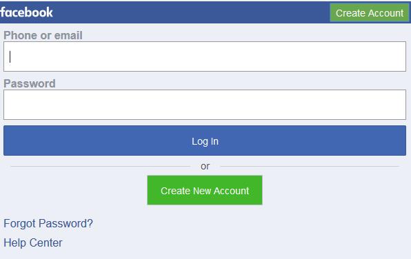 Step-by-Step Guide On Facebook 2019 Registration: FB.com Sign Up
