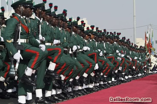 2019 Nigerian Army List of Shortlisted Candidates For DSSC 24 & SSC 45
