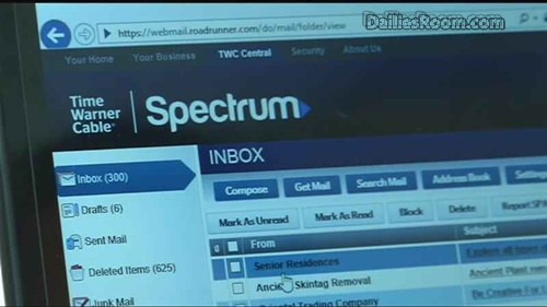 How To Create Spectrum Email Account: Charter Spectrum Mailbox