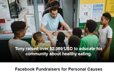 Create A Facebook Birthday Fundraiser - Start A Fundraiser on Facebook