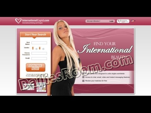 International.com Dating Site: InternationalCupid Facebook Registration