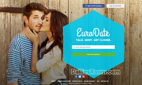 EuroDate Online Dating Site: Meet European Singles Online