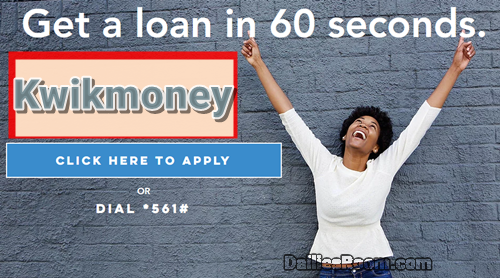 Kwikmoney Instant Loan In Nigeria: Kwikmoney Loan Application