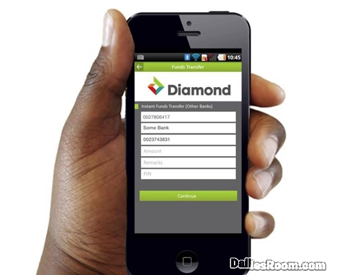 Diamond Bank Self Service Apk: Diamond Mobile App Download