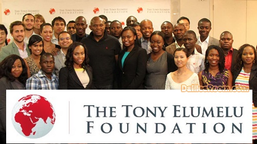 List Of 2019 Tony Elumelu Entrepreneurship Successful Candidates