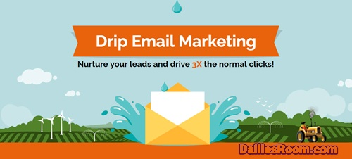 How To Create Drip Email Marketing Account | Drip Email Registration