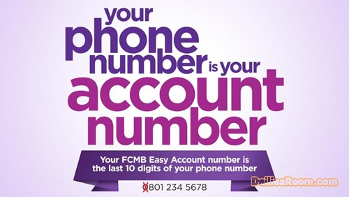 FCMB Easy Account USSD Code | FCMB Instant Account Opening Guide