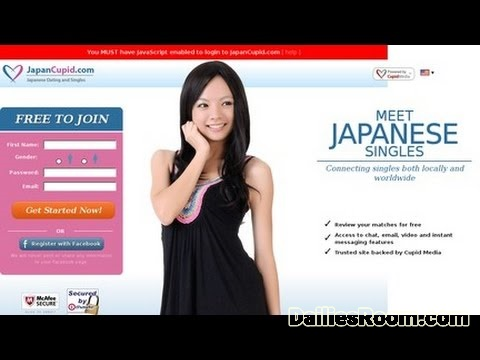 JapanCupid Registration & Login To Meet Japanese Singles Online