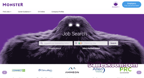 Steps To Monster Registration For Latest Job Vacancies - Monster Jobs