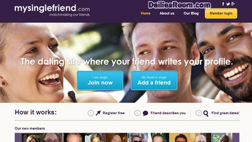 MySingleFriend Sign In Portal: MySingleFriend Facebook Login