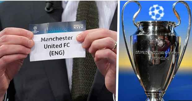 UEFA Champions League Draw of Quarter-final, Semi-final and Final