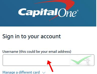 CapitalOne UK Card Sign In | CapitalOne Credit Card Login