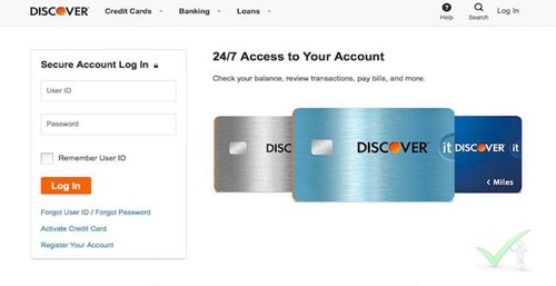 Discover.com Account Sign in | Discover Card Login