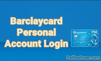 Barclaycard Online Service   Barclaycard Personal Account Login
