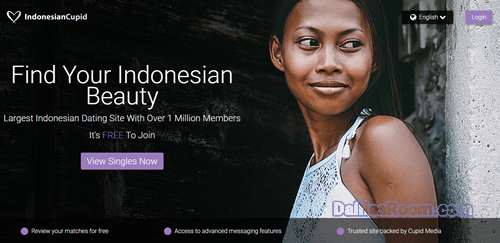 Indonesian Dating & Singles Site | Indonesian Cupid Review