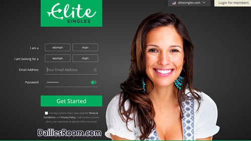 Create Elite Singles Account | Elite Singles Dating Site Sign Up