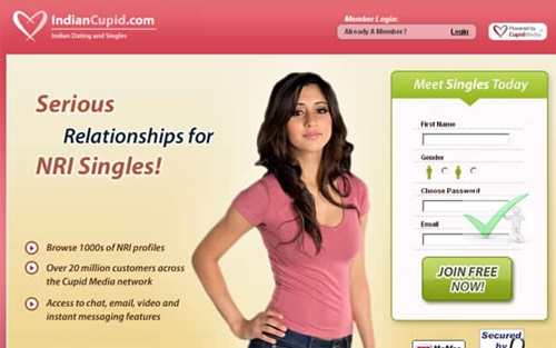 Indiancupid.com Dating & Singles | Indian Dating Site Sign Up