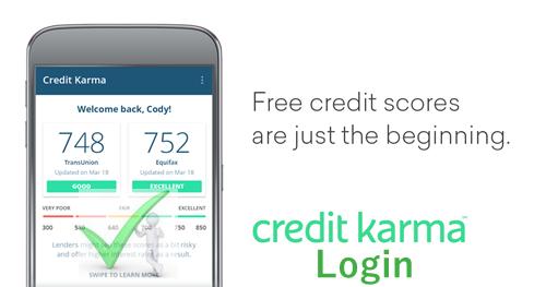 Creditkarma.com/id-verification login   Credit Karma Login Page