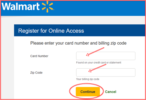 www.walmart.com Credit Card Sign In - Walmart Card Login - DailiesRoom.com