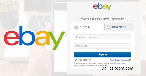 ebay Sign In Page: ebay Login Portal – ebay Shopping Online
