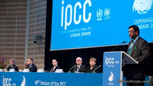 2021 IPCC Scholarship Programme For PhD Students – How To Apply