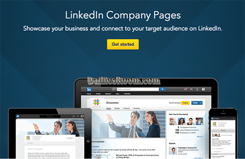 LinkedIn For Business: LinkedIn Business Page Create Account