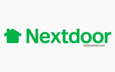 Nextdoor Reviews: Nextdoor Sign Up – Nextdoor Neighborhood