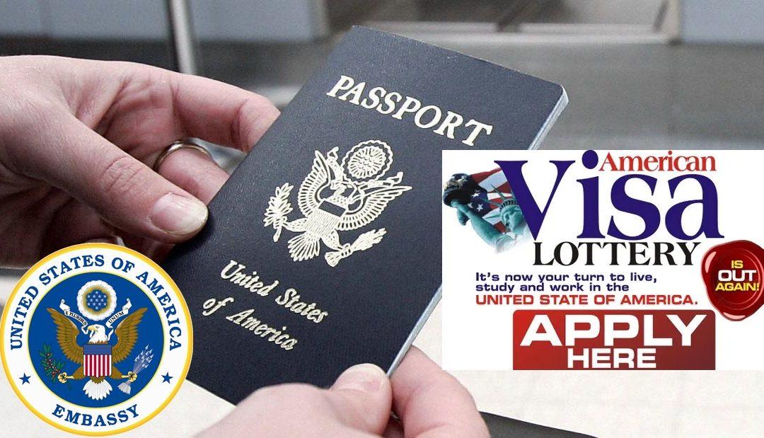Submit an Entry For American Visa Lottery Sponsorship Program Application – USA Visa Award